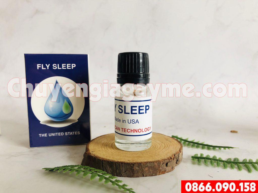 địa chỉ vàng chuyên bán thuốc mê dạng nước Fly Sleep uy tín