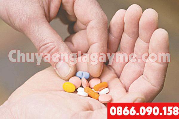 Lưu ý cần nhớ khi dùng thuốc mê dạng viên